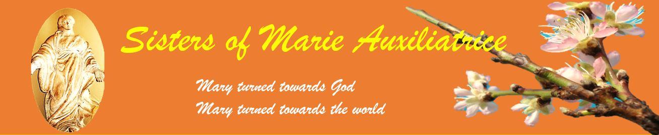 Congrégation des soeurs de Marie-Auxiliatrice Logo